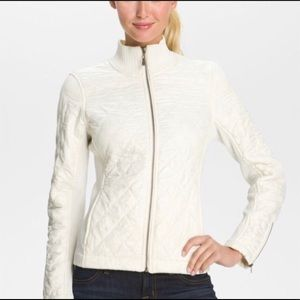 Prana Diva Quilted & Sherpa Lined Jacket Size L